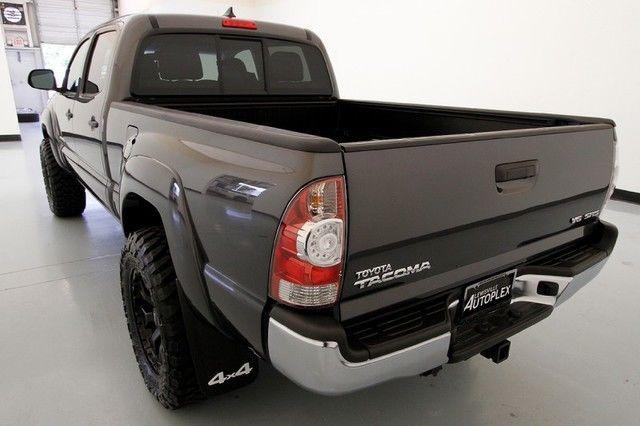 Toyota Tundra Sr5 >> 15 Toyota Tacoma SR5 Lifted 4x4 18 Inch Helo Wheels