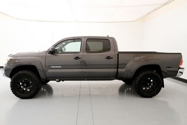 Toyota Tacoma Sr Lifted X Inch Helo Wheels on Toyota V6 Engine Specifications