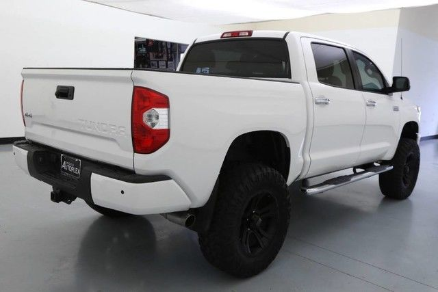Tundra 1794 Edition >> 15 Toyota Tundra Platinum 4x4 6 Inch BDS Lift 20 Inch XD ...