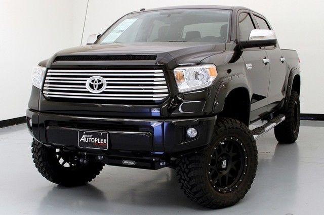 15 Toyota Tundra Platinum 4x4 6 Inch Pro Comp Lift 20 Inch ...