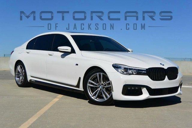 2016 BMW 7 Series 740i M Sport Executive LWB