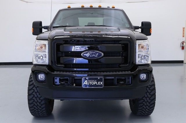 16 Ford F250 Outlaw Edition 6 Inch Fabtech Lift 20 Inch Fuel