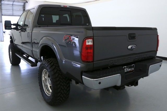 Ford F Lariat Inch Full Throttle Lift Inch American Force Wheels