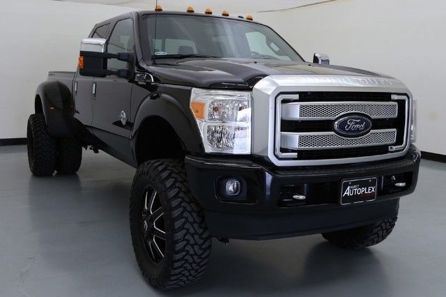 16 ford f350 platinum 6 inch full throttle lift 22 inch. Black Bedroom Furniture Sets. Home Design Ideas