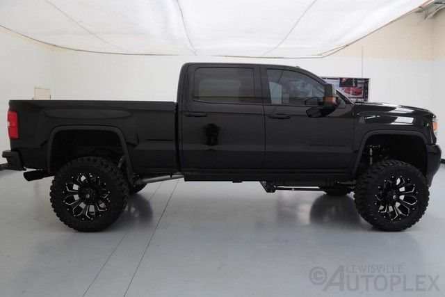 Extended Warranty For Used Cars >> 16 GMC 2500HD Denali 7 Inch FTS Lift 22 Inch Fuel Wheels ...