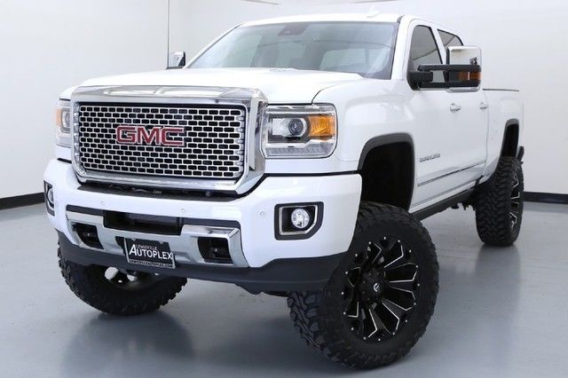 16 gmc 2500hd denali 7 inch fts lift 22 inch fuel wheels navigation. Black Bedroom Furniture Sets. Home Design Ideas