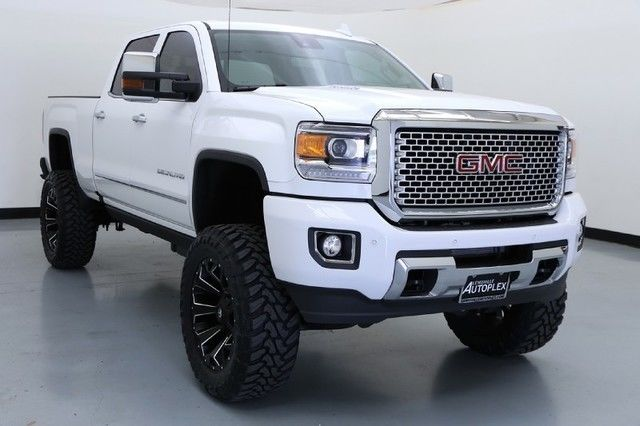 16 gmc 2500hd denali 7 inch fts lift 22 inch fuel wheels. Black Bedroom Furniture Sets. Home Design Ideas