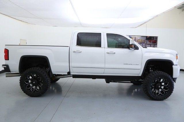 16 gmc 2500hd denali 7 inch fts lift 22 inch fuel wheels navigation. Black Bedroom Furniture Sets. Home Design Ideas