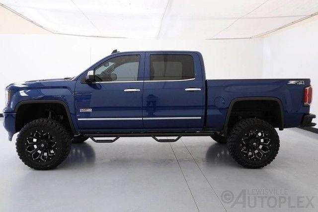 16 gmc sierra all terrain 6 inch pro comp lift 20 inch fuel wheels. Black Bedroom Furniture Sets. Home Design Ideas