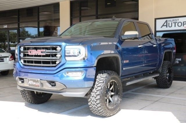 16 GMC Sierra SLT All Terrain 6 Inch Pro Comp Lift 20 Inch ...