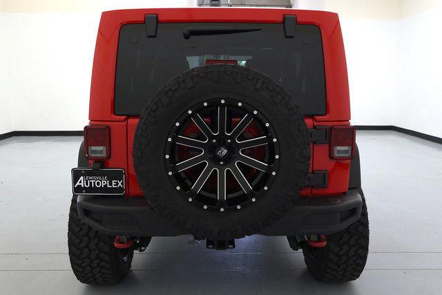 Jeep Wrangler Lifted >> 16 Jeep Wrangler Rubicon Hard Rock Lifted 20 Inch XD Wheels