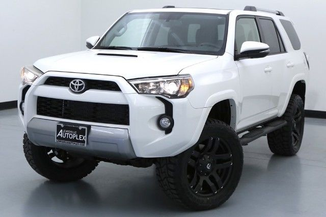 16 Toyota 4runner Trail Premium Pro Comp Level Kit 20 Inch
