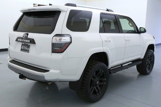 16 toyota 4runner trail premium pro comp level kit 20 inch fuel wheels 4x4. Black Bedroom Furniture Sets. Home Design Ideas