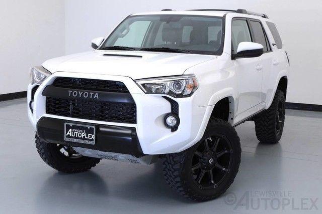 16 Toyota 4runner Trd Pro 3 Inch Level Kit 20 Inch Fuel Wheels Navigation