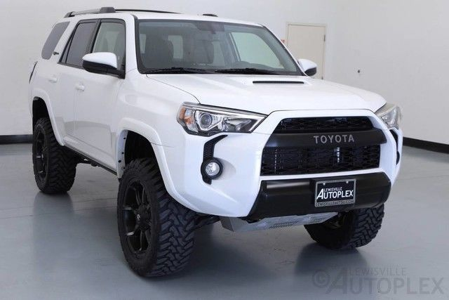 16 Toyota 4runner Trd Pro 3 Inch Level Kit 20 Inch Fuel Wheels Navigation