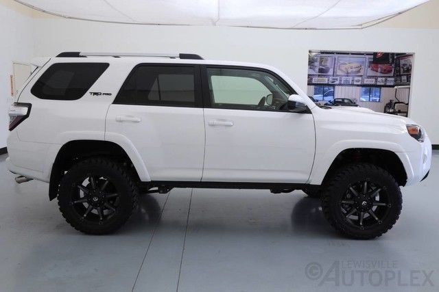 16 Toyota 4runner Trd Pro 3 Inch Level Kit 20 Inch Fuel