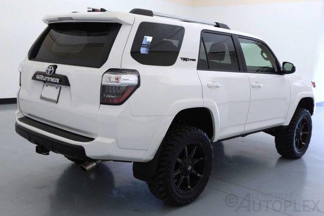 16 toyota 4runner trd pro 3 inch level kit 20 inch fuel wheels. Black Bedroom Furniture Sets. Home Design Ideas