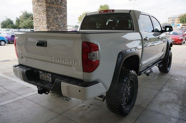 16 tundra platinum crewmax 6 inch lift 20 inch fuel wheels. Black Bedroom Furniture Sets. Home Design Ideas