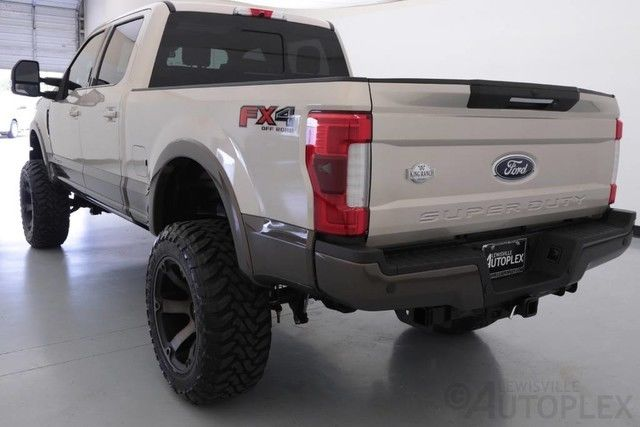 Ford Extended Warranty >> 17 Ford F250 King Ranch 6 Inch FTS Lift 22 Inch Fuel ...
