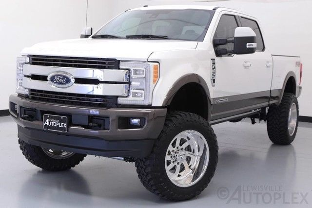 Ford Extended Warranty >> 17 Ford F250 King Ranch 7 Inch Full Throttle Lift 22 Inch American Force Wheels
