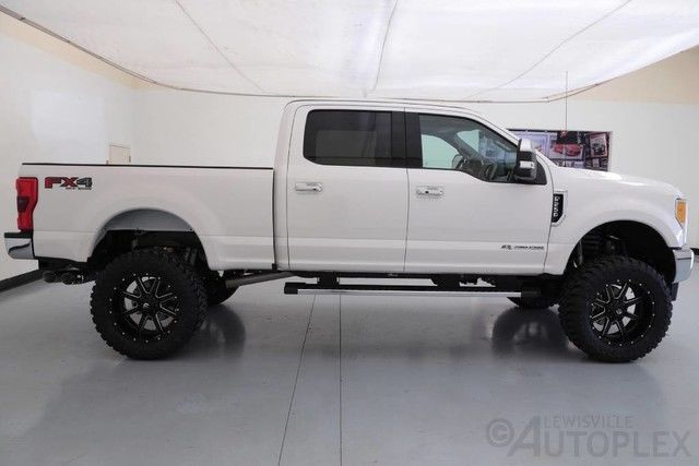 17 ford f250 lariat 6 inch fts lift 22 inch fuel wheels sunroof navigation. Black Bedroom Furniture Sets. Home Design Ideas