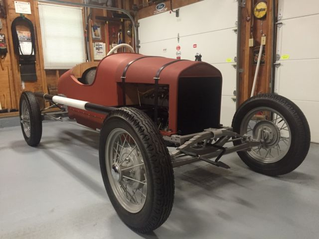 1926 Ford Model T Race Car Sdster No Reserve Abandoned Project To Complete