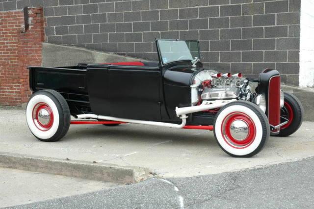 1929 ford model a roadster pickup hot rod rpu 1932 grille. Black Bedroom Furniture Sets. Home Design Ideas