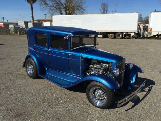 1930 ford model a sedan hot rod. Black Bedroom Furniture Sets. Home Design Ideas