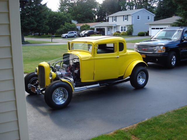 1932 Ford American Graffiti Coupe Clone