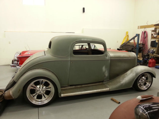 1934 chevy coupe autos weblog for 1934 ford 3 window coupe project for sale