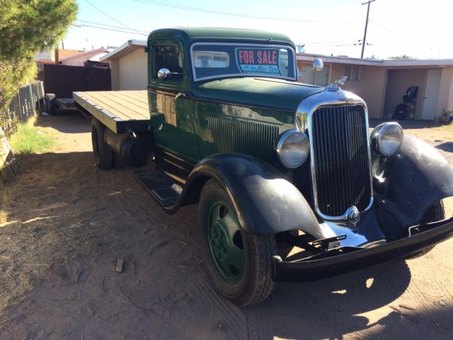 1934 Dodge Truck 1 1/2 TON WITH FLATBED
