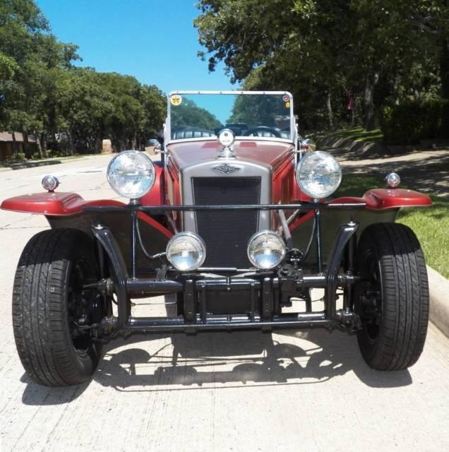 Used Volkswagen Buffalo Ny: 1934 Frazer Nash Replica VW Kit Car RARE