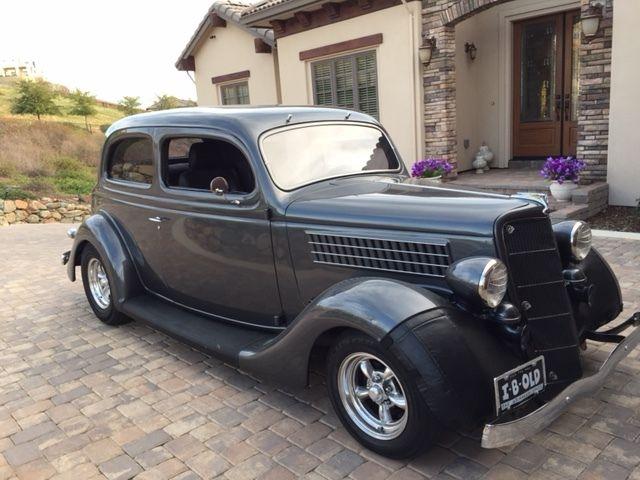 Carl Black Chevrolet >> 1935 Ford - 2 Door Sedan - Fully Restored