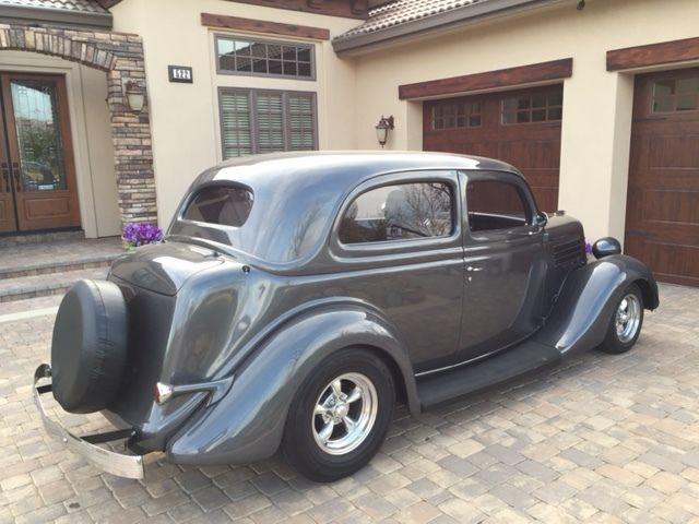 1935 ford 2 door sedan fully restored for 1935 ford 4 door sedan