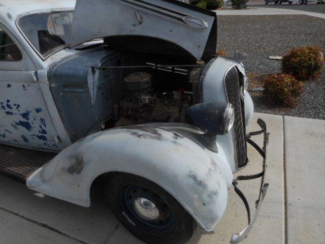 1936 36 Plymouth P2 Coupe Barn Find Original Arizona