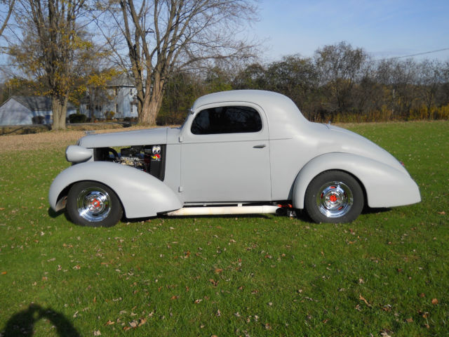 1936 pontiac 3 window coupe