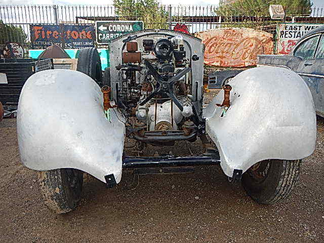 1936 Rolls Royce 2530 Parts Car Rolling Frame With Drivetrain Original 1935 1937