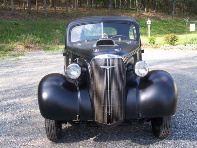1937 Chevy Gasser Drag Car