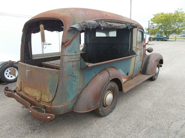 Chevrolet Other Pickups & 1938 Chevrolet Canopy Express Truck...