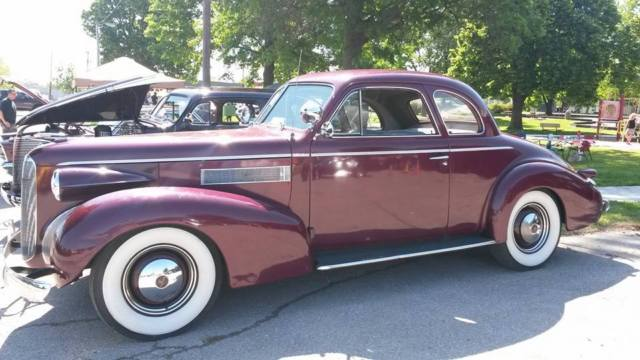 Cadillac Lasalle Coupe on 1940 Lasalle V8 Engine