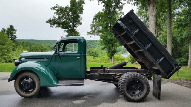 Ford Truck Ton Dump