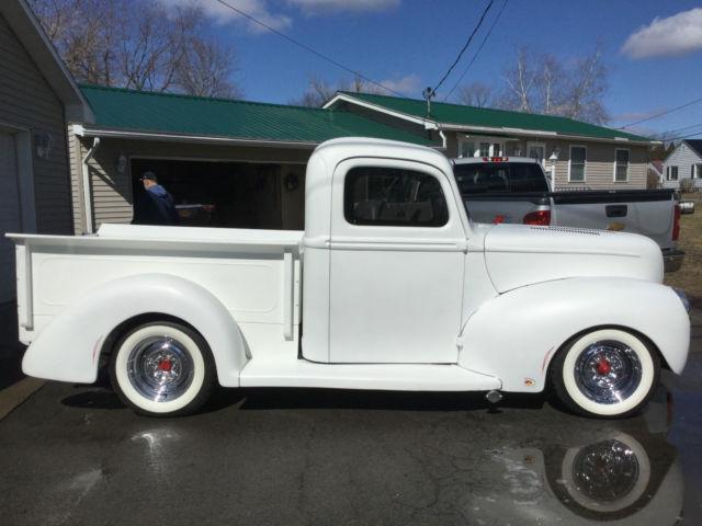 1940 ford streetrod pickup