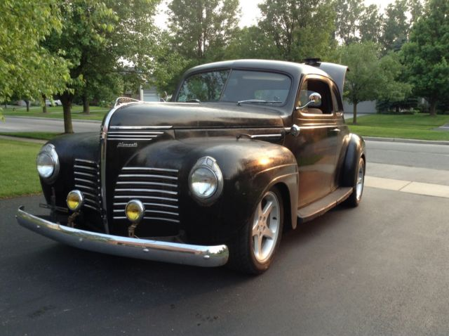 1940 Plymouth Roadking Coupe