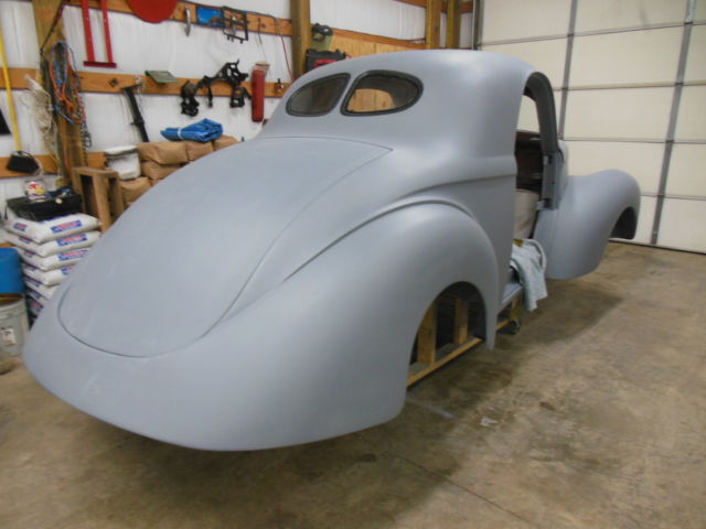 1941 Willys Coupe Body Project Car