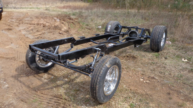 1941 Willys new fiberglass body, old school gasser project
