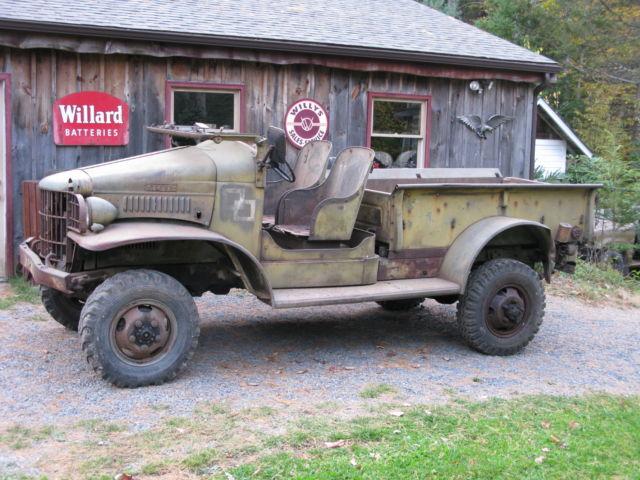 1942 dodge wc21 wwii 1 2 ton 4x4 military1942 Dodge 1 2 Ton 4x4 Power Wagon Command Car 1 A Photo On #12
