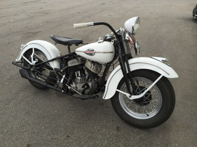 1942 Harley Davidson WLA 45 Flathead