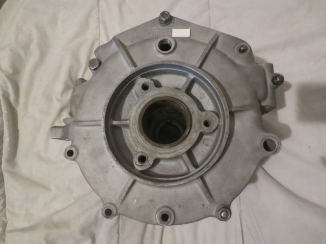 1948 harley davidson panhead motor engine case with title rare 1st year panhead