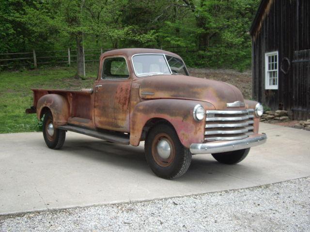 1949 chevy 3800 1 ton pickup survivor unrestored 5 window for 1949 chevy 5 window pickup