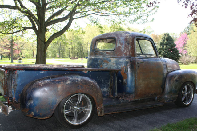 1949 Chevy Truck 3100 Very Cool Patina
